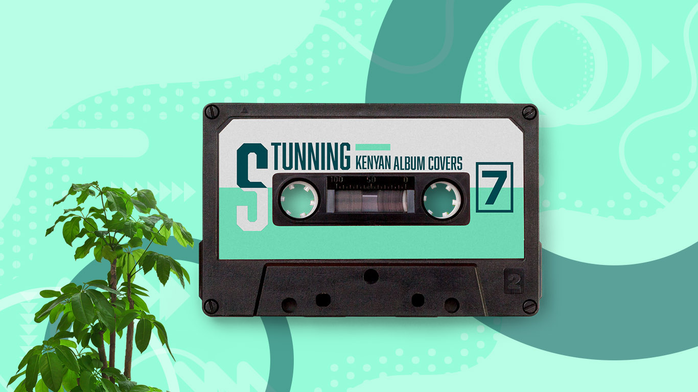 Seven stunning Kenyan album covers