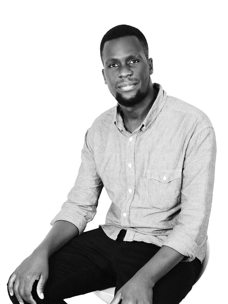 Moses Sanya Obuya, CEO & Founder of Cchora Studio