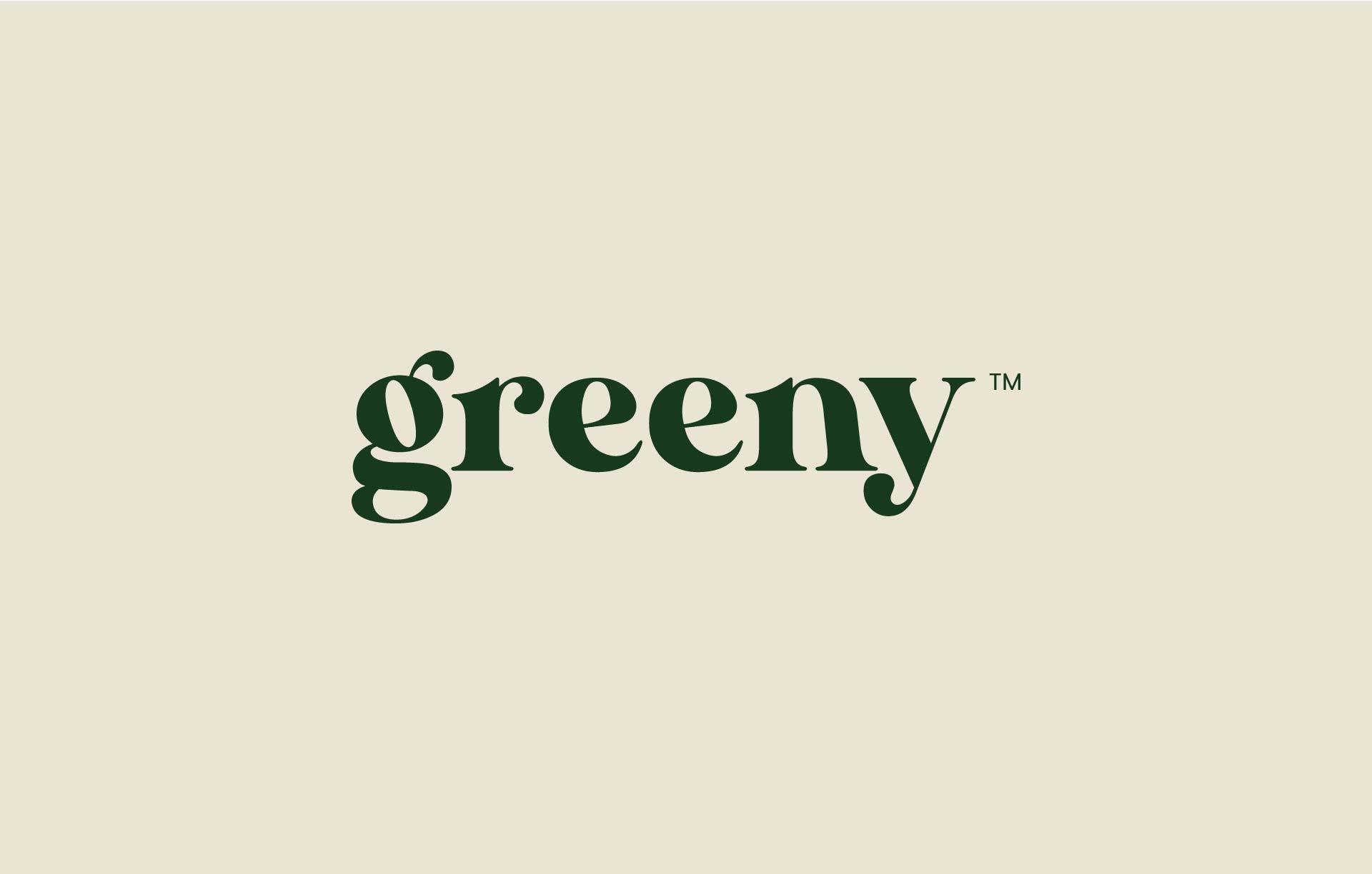 Greeny main logo